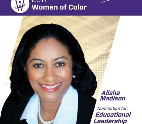 TBN CEO Nominated for Women of Color – Educational Leadership Award