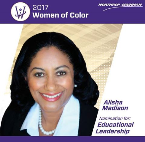 CEO Nominated for Women of Color – Educational Leadership Award