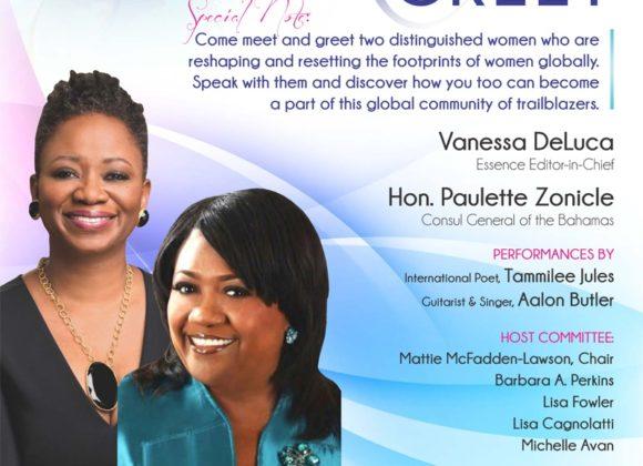 MEET & GREET EVENT – International Black Women's Public Policy Institute, June 24, 2017