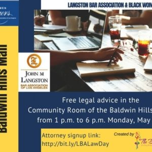 Free Legal Service – Law Day