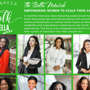 Career Talk Bella Style with Stephanie Farmer