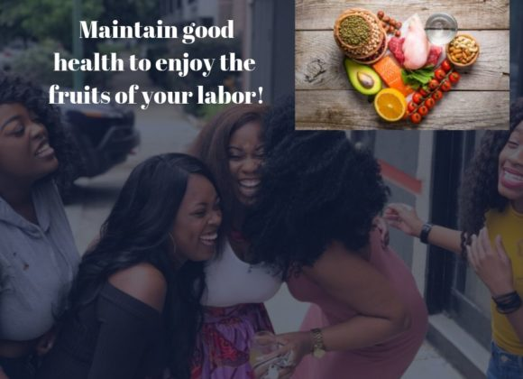 Without Good Health You Can't Live to Enjoy Your Success