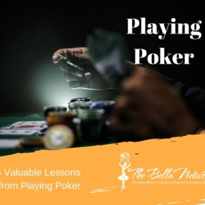 5 Career Lessons to Learn from Playing Poker
