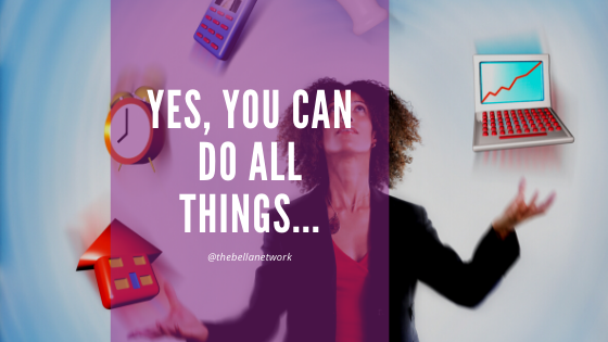 Yes, You Can Do All Things..