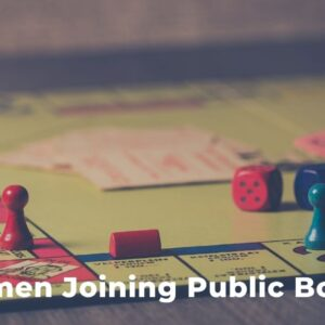 Explosive Growth for Women & Black Women Joining Public Boards