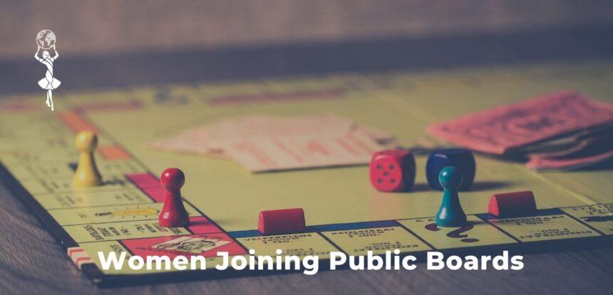 Explosive Growth for Women & Black Women Joining Public Boards