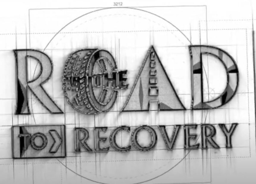 Alisha White Madison on The Road for Recovery with host Ronda Jackson