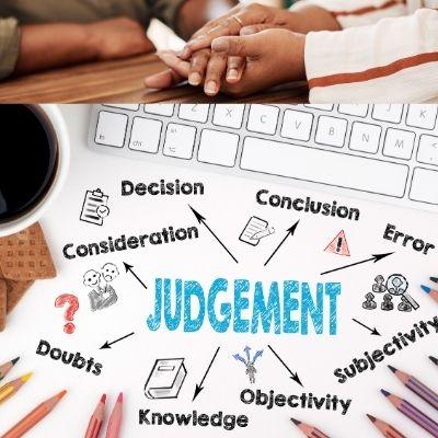 Overcoming Judgement